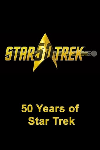 Poster of 50 Years of Star Trek