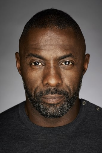 Idris Elba alias Chief Bogo (voice)