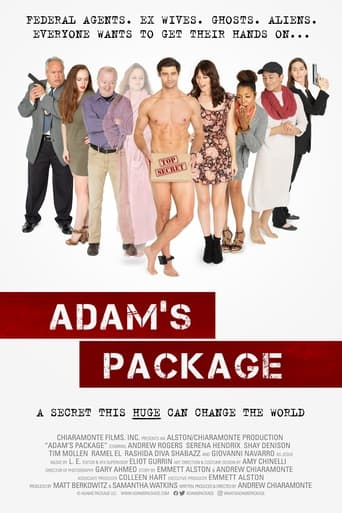 Adam's Package Poster