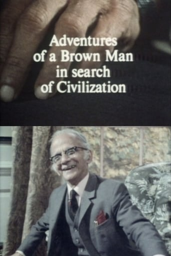 Poster of Adventures of a Brown Man in Search of Civilization