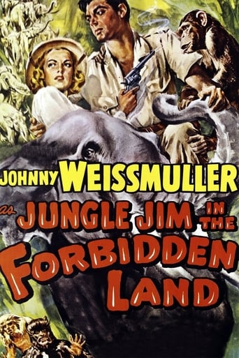 Poster of Jungle Jim in the Forbidden Land