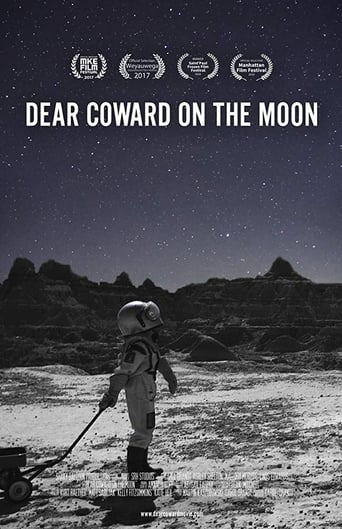 Poster of Dear Coward on the Moon