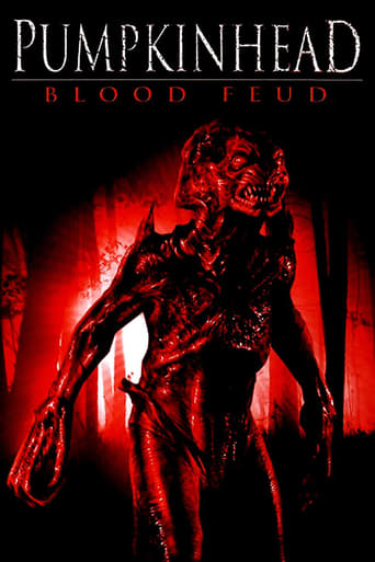 Poster of Pumpkinhead: Blood Feud