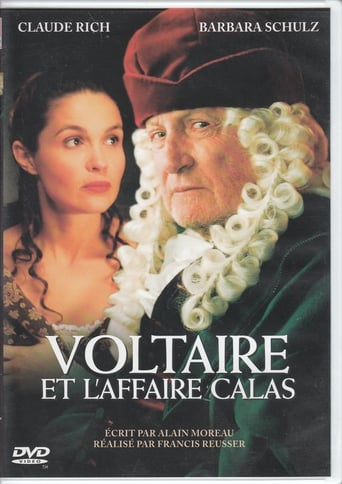 Poster of Voltaire et l'affaire Calas