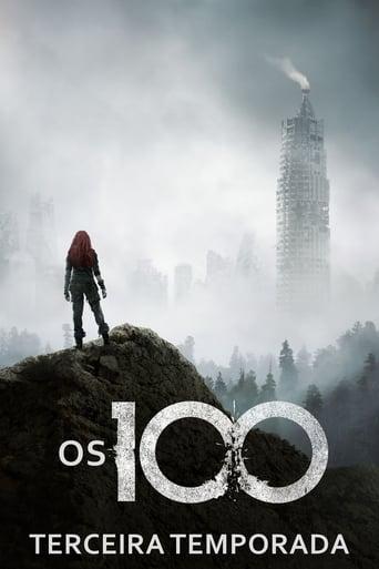 Os 100 3ª Temporada - Poster