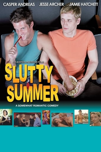 Poster of Slutty Summer