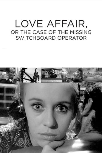 Poster of Love Affair, or the Case of the Missing Switchboard Operator