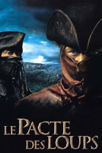 O Pacto dos Lobos - Poster