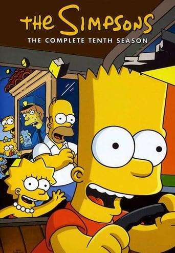 Simpsonai / The Simpsons (1998) 10 Sezonas