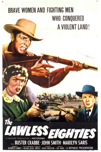 Poster of The Lawless Eighties