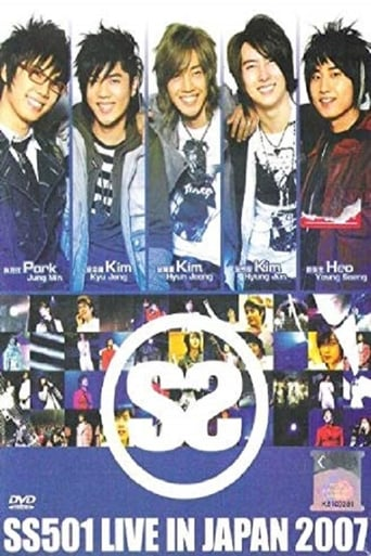 SS501 - Live In Japan