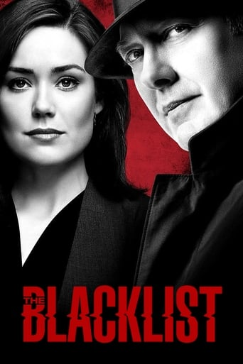 The Blacklist Season 5, Episode 2 poster