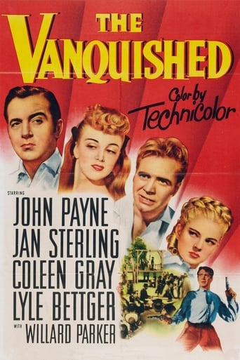 Poster of The Vanquished