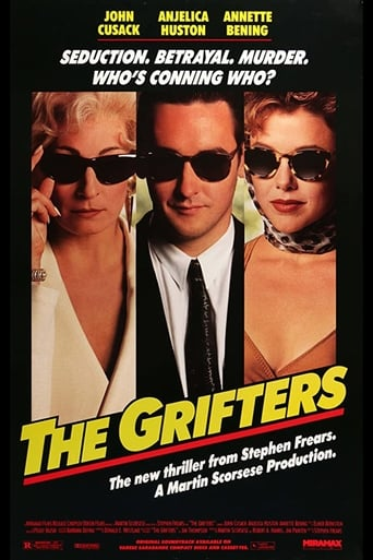 Poster of The Grifters
