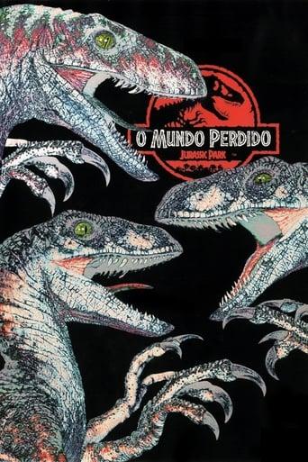 O Mundo Perdido: Jurassic Park - Poster