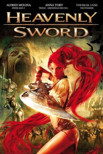 Poster of Heavenly Sword