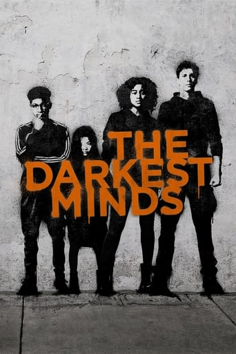 Poster of The Darkest Minds