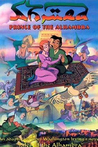 voir film Ahmed, prince de l'Alhambra  (Ahmed, el Príncipe de la Alhambra) streaming vf