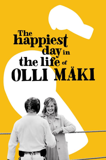 The Happiest Day in the Life of Olli Mäki Movie Poster