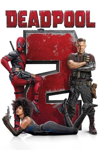 Poster of Deadpool 2: Super Duper Cut
