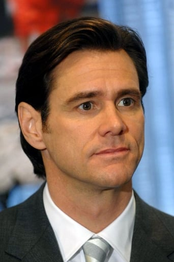 Jim Carrey alias Johnny Squares
