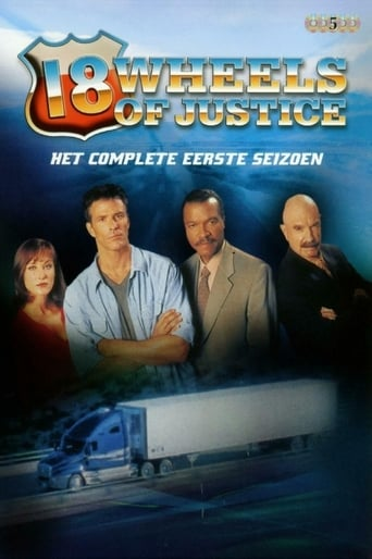 Poster of 18 Wheels of Justice