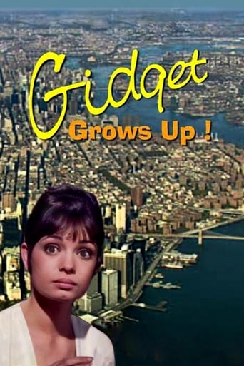 Poster of Gidget Grows Up