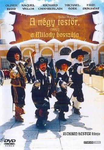 A négy testőr, avagy a Milady bosszúja