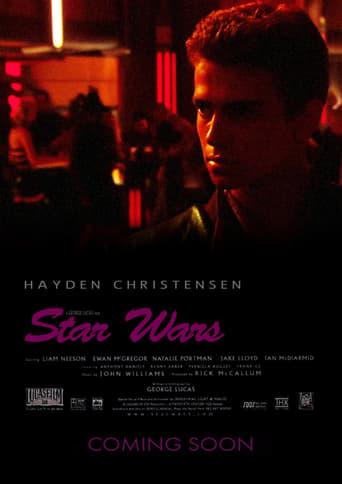 Poster of Star Wars: Neon Noir