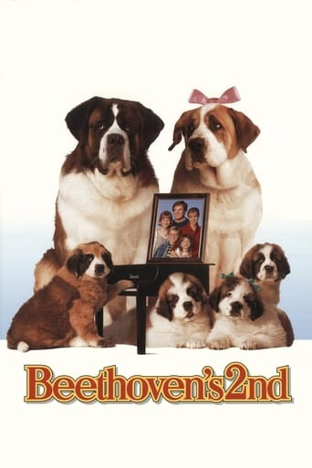 Poster of Beethoven's 2nd fragman