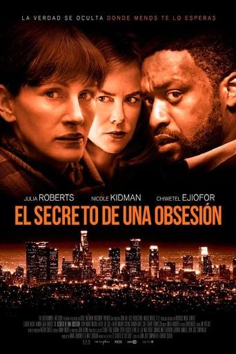 Poster of El secreto de una obsesión