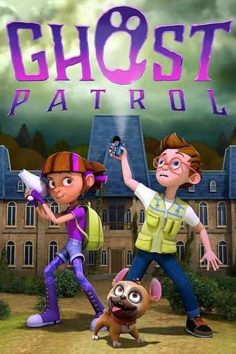 Poster of Ghost Patrol