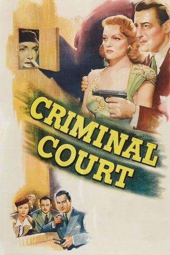 Poster of Criminal Court