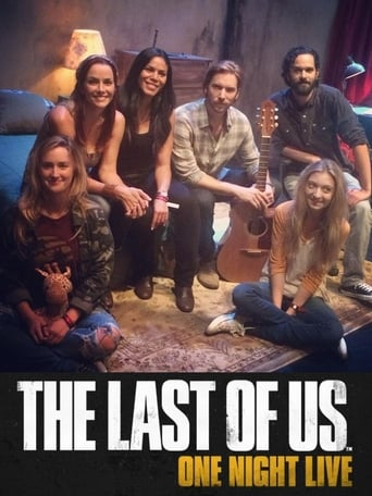 Poster of The Last of Us: One Night Live