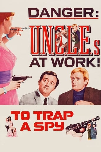 Poster of To Trap a Spy