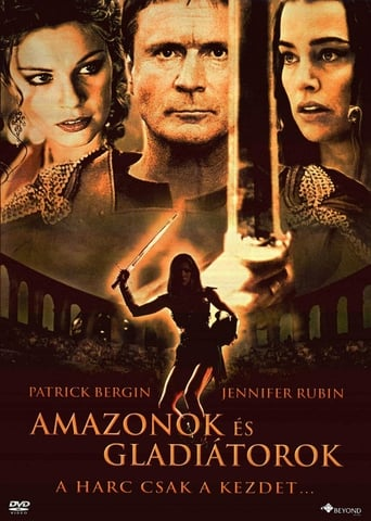 Poster of Amazons and Gladiators