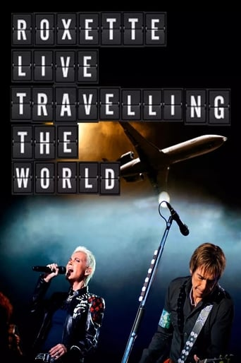 Roxette Live Travelling the World - Poster