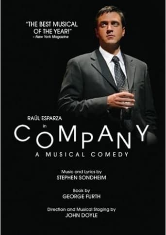 Poster of Company: A Musical Comedy