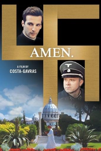 Amen. (2002) - poster