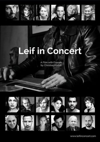 Watch Leif in Concert full movie downlaod openload movies
