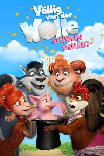 Völlig von der Wolle: Schwein gehabt! - Animation / 2019 / ab 6 Jahre