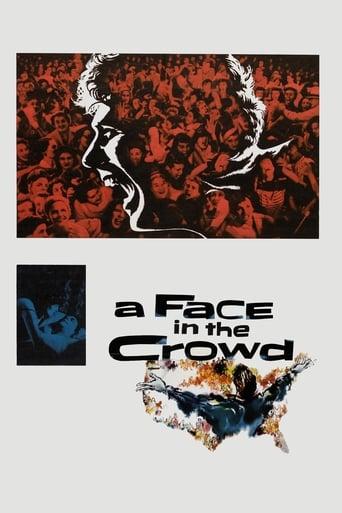 Ein Gesicht in der Menge