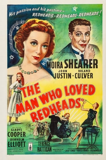 Poster of The Man Who Loved Redheads