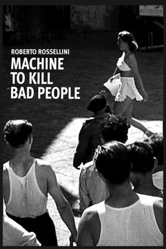 Watch The Machine That Kills Bad People Free Movie Online