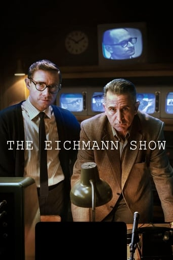 Poster of The Eichmann Show