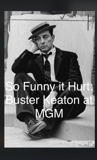 Poster of So Funny It Hurt: Buster Keaton & MGM