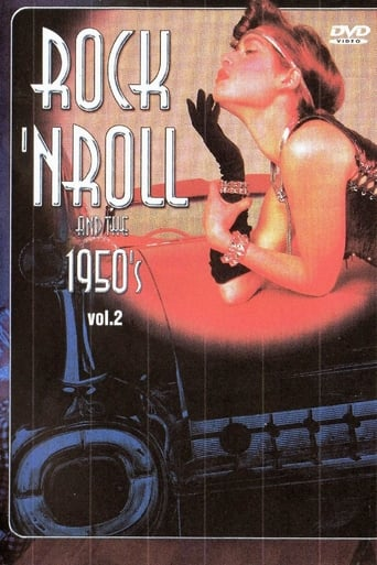 Poster of Rock 'n' Roll and the 1950's Vol. 2