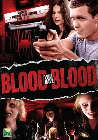 Poster of Blood Will Have Blood