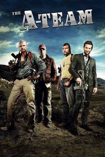 Poster of The A-Team