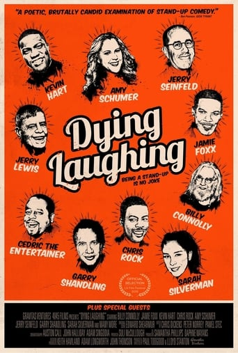 Poster of Dying Laughing